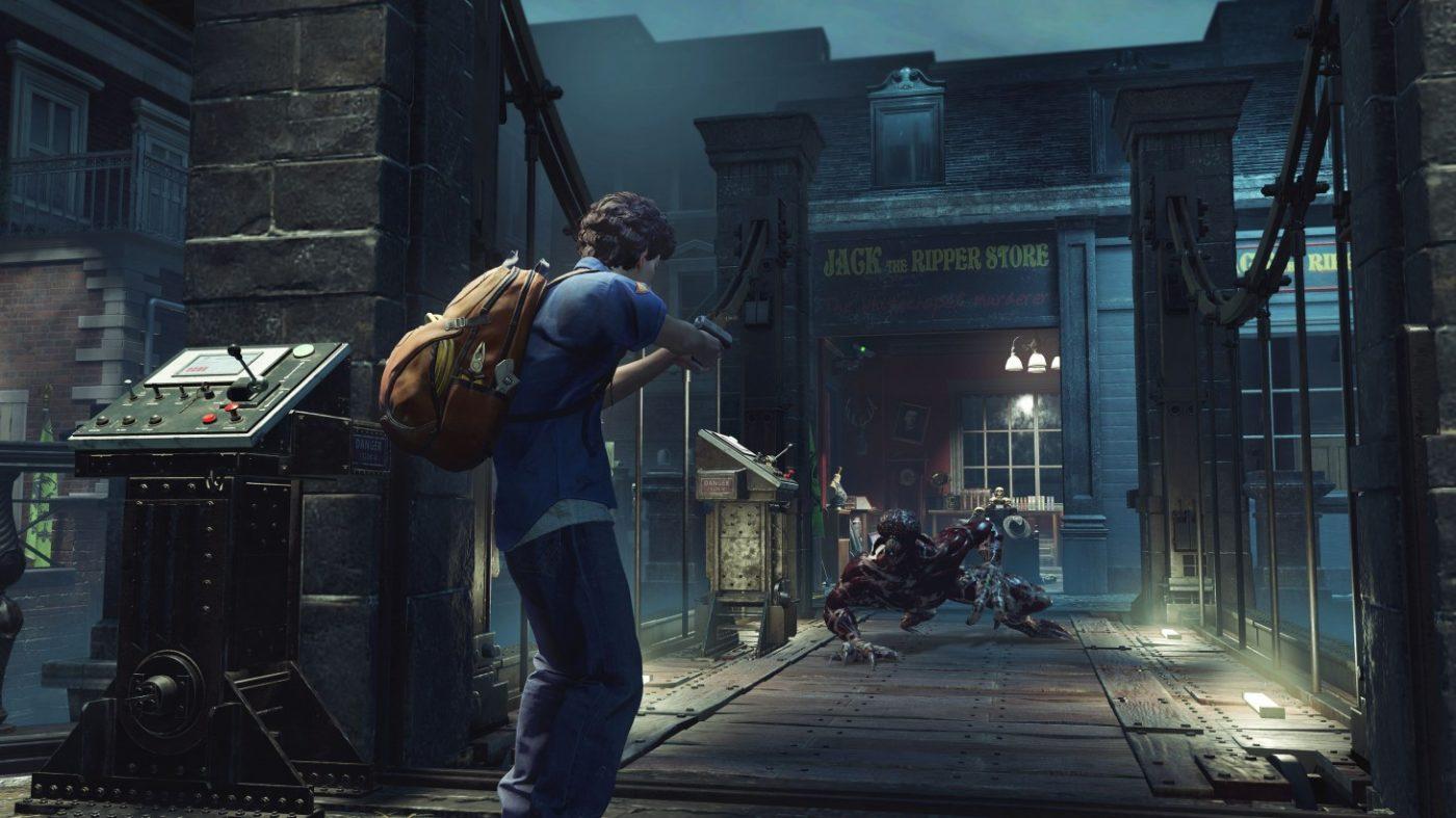 Resident Evil Resistance Update 1.09