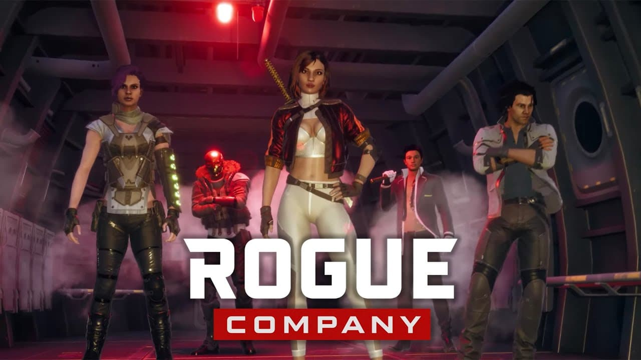 Rogue Company Update 1.66