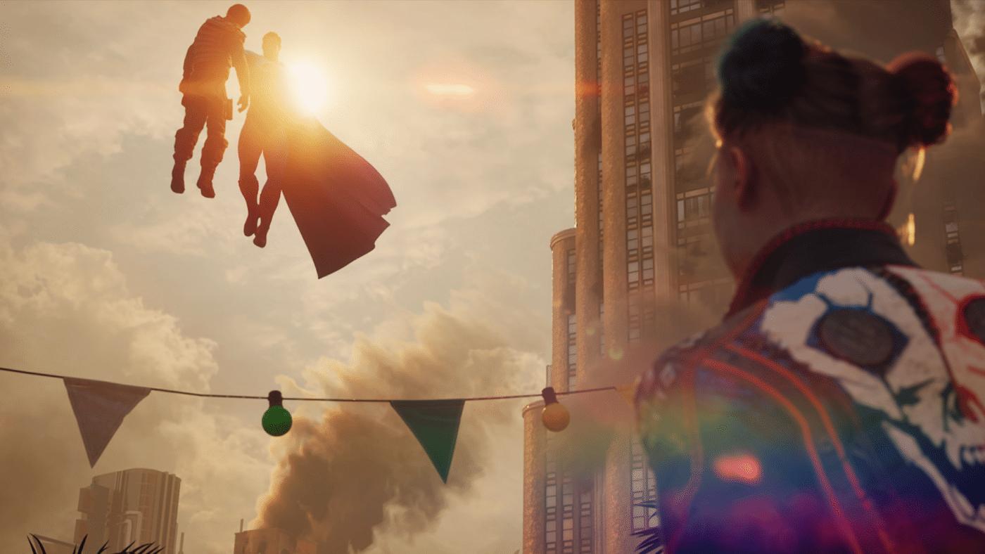 Suicide Squad: Kill the Justice League Screenshots