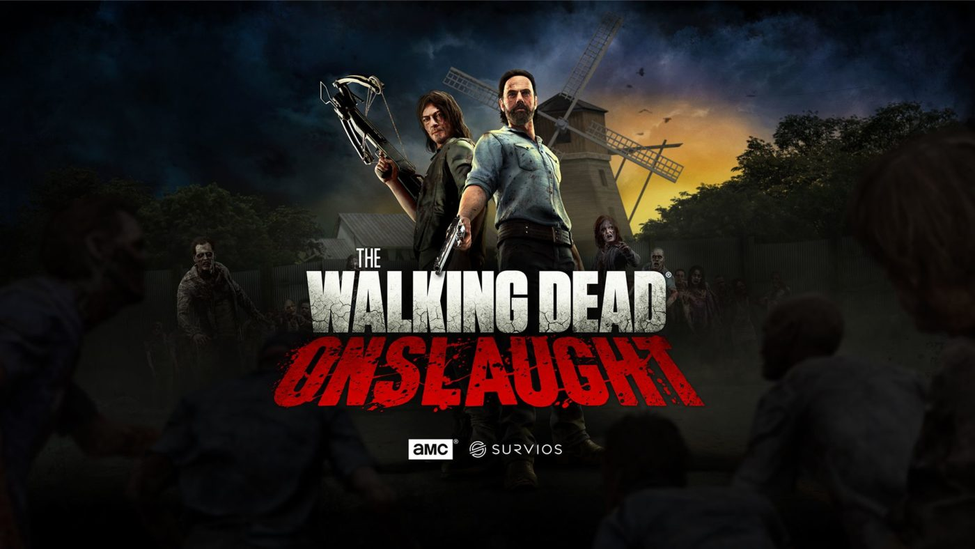 'The Walking Dead Onslaught' to Premiere on PlayStation VR on September 29th