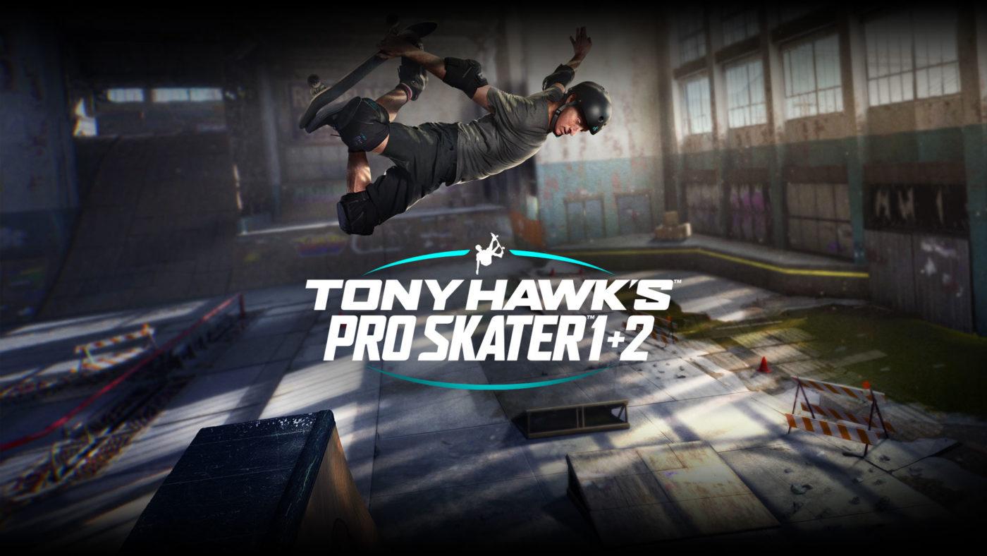 Tony Hawk Pro Skater 1 + 2 Update 1.09 November 6