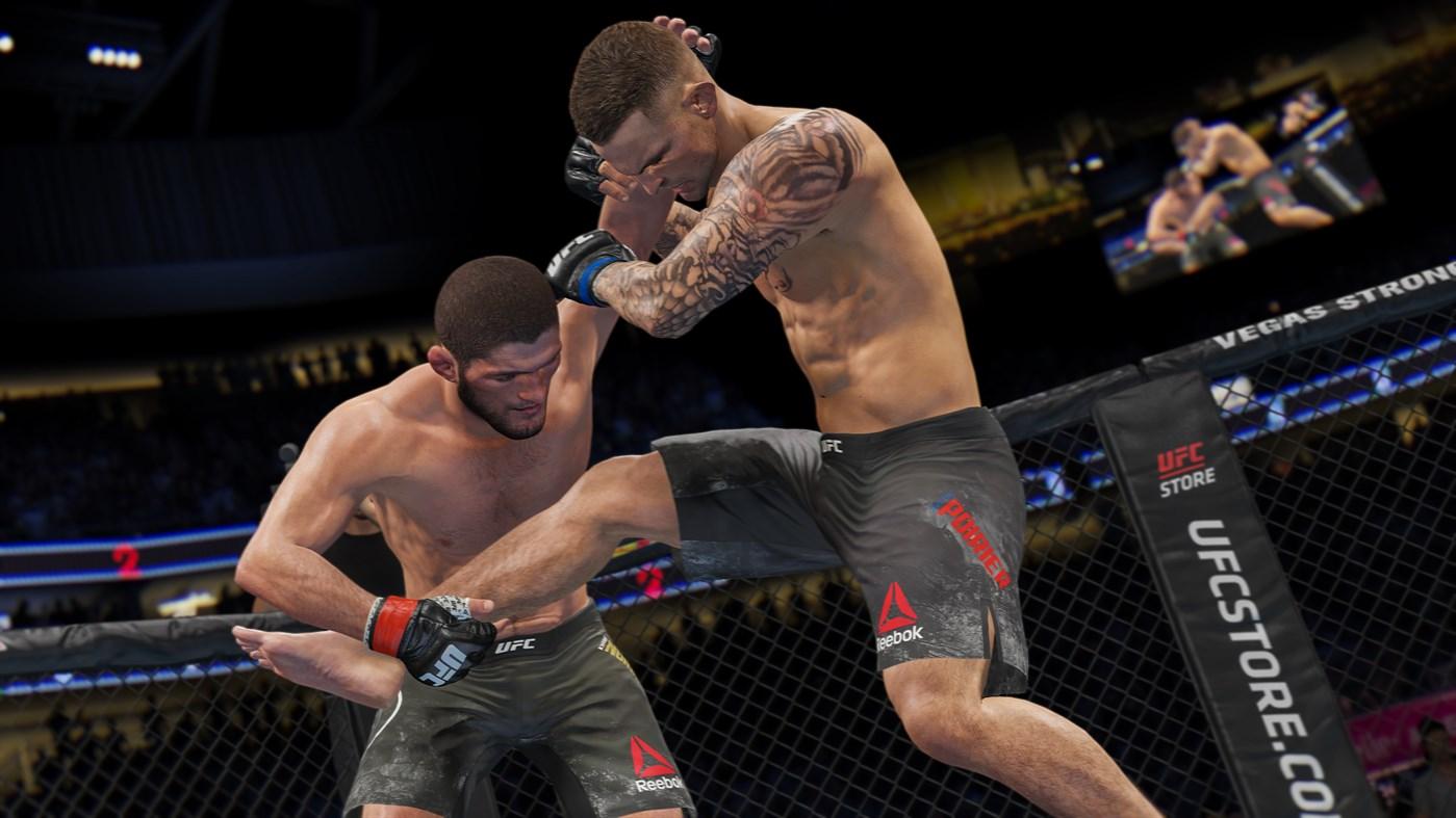 EA UFC 4 Update 7.01 January 22