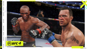 EA UFC 4 Update 4.01 October 19 Brings Gameplay Changes