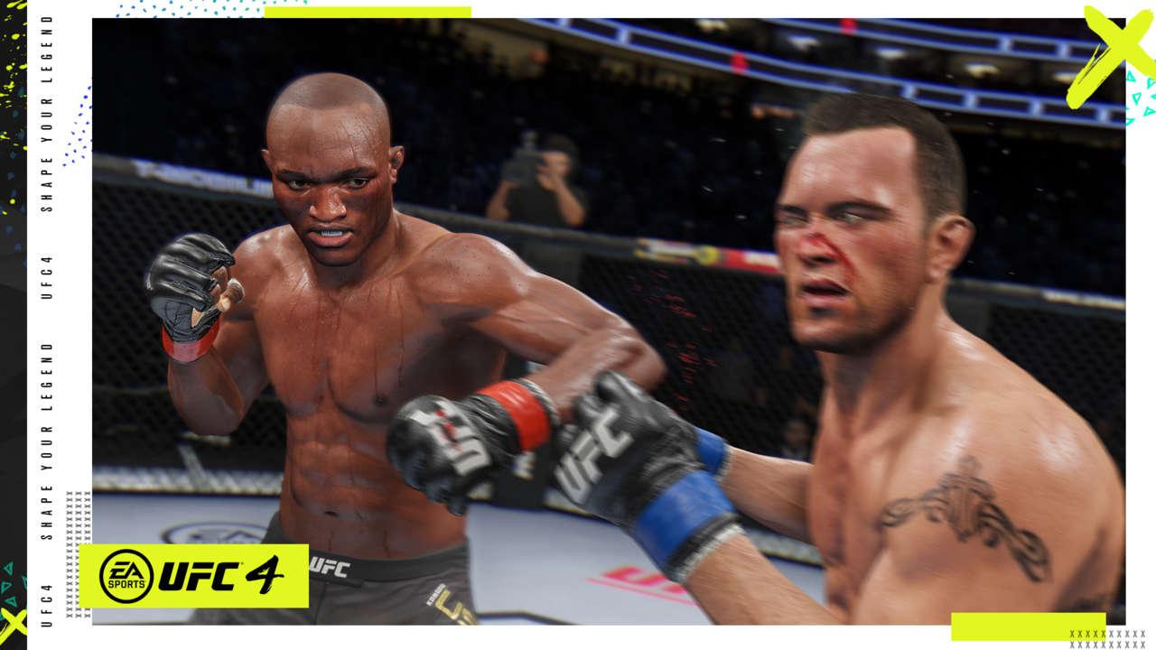 EA UFC 4 Update 9.00 March 4