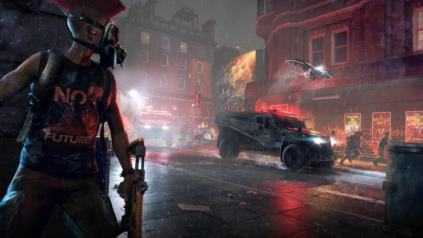 Watch Dogs Legion Post Launch Content Announced In A New Vid New Story Trailer Released Mp1st