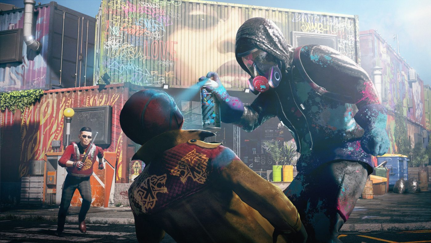 Watch Dogs Legion Esrb Rating Released References Sexual Material Mp1st