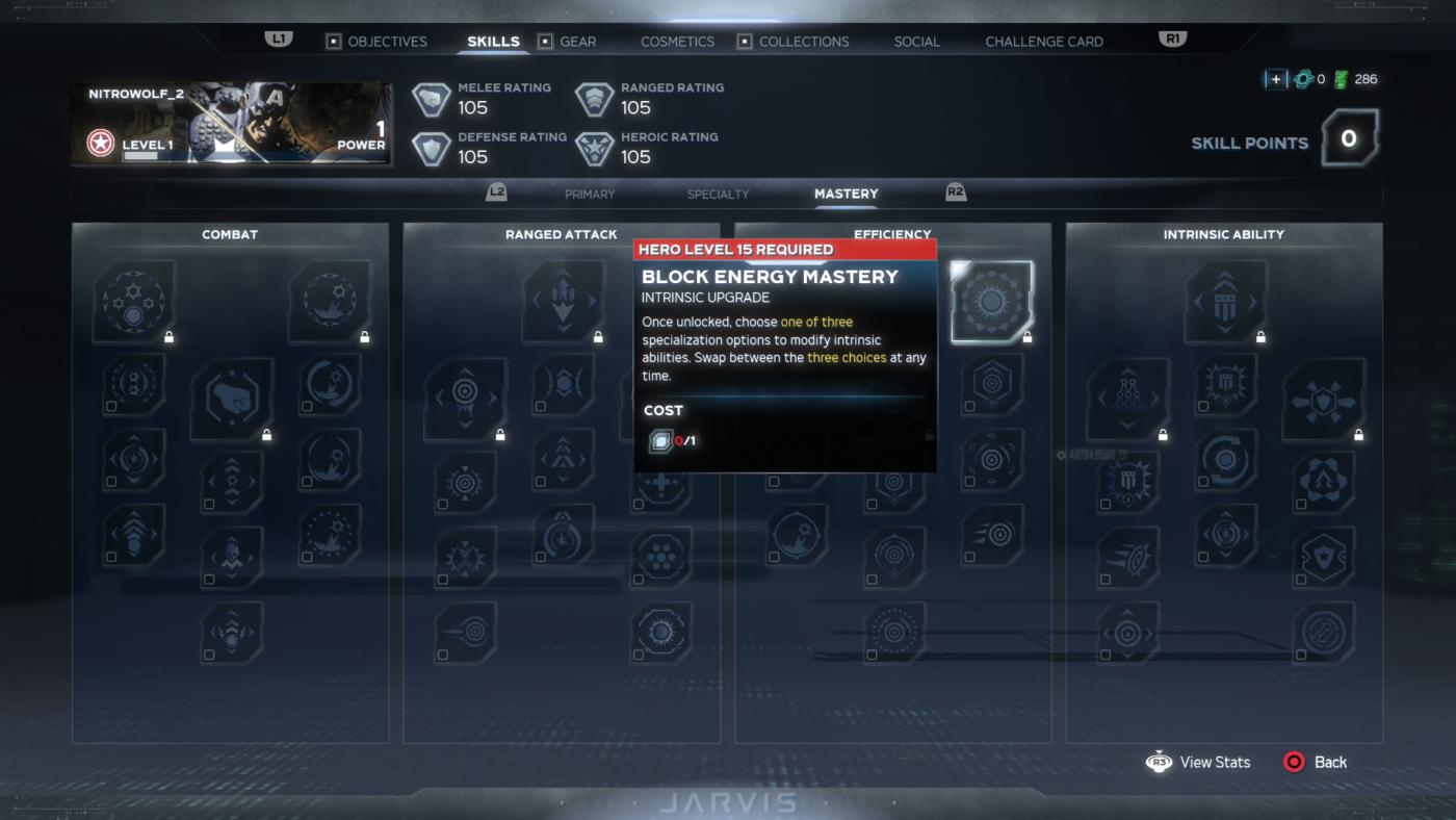 Avengers Captain America Skills Mastery (26)