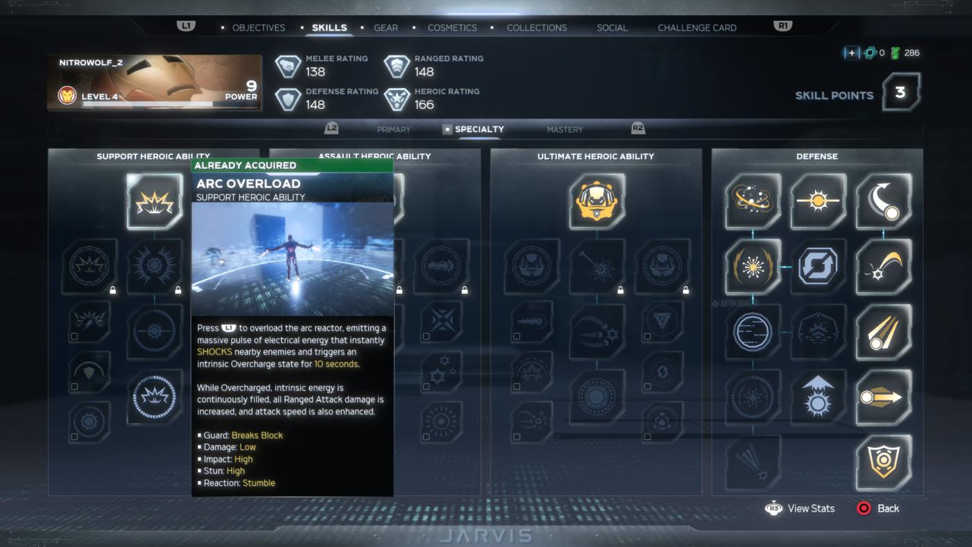 Avengers Game Captain America Skills Specialty (1)