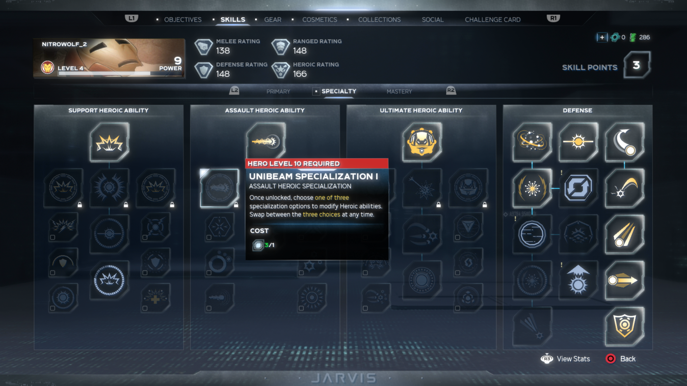 Avengers Game Captain America Skills Specialty (14)