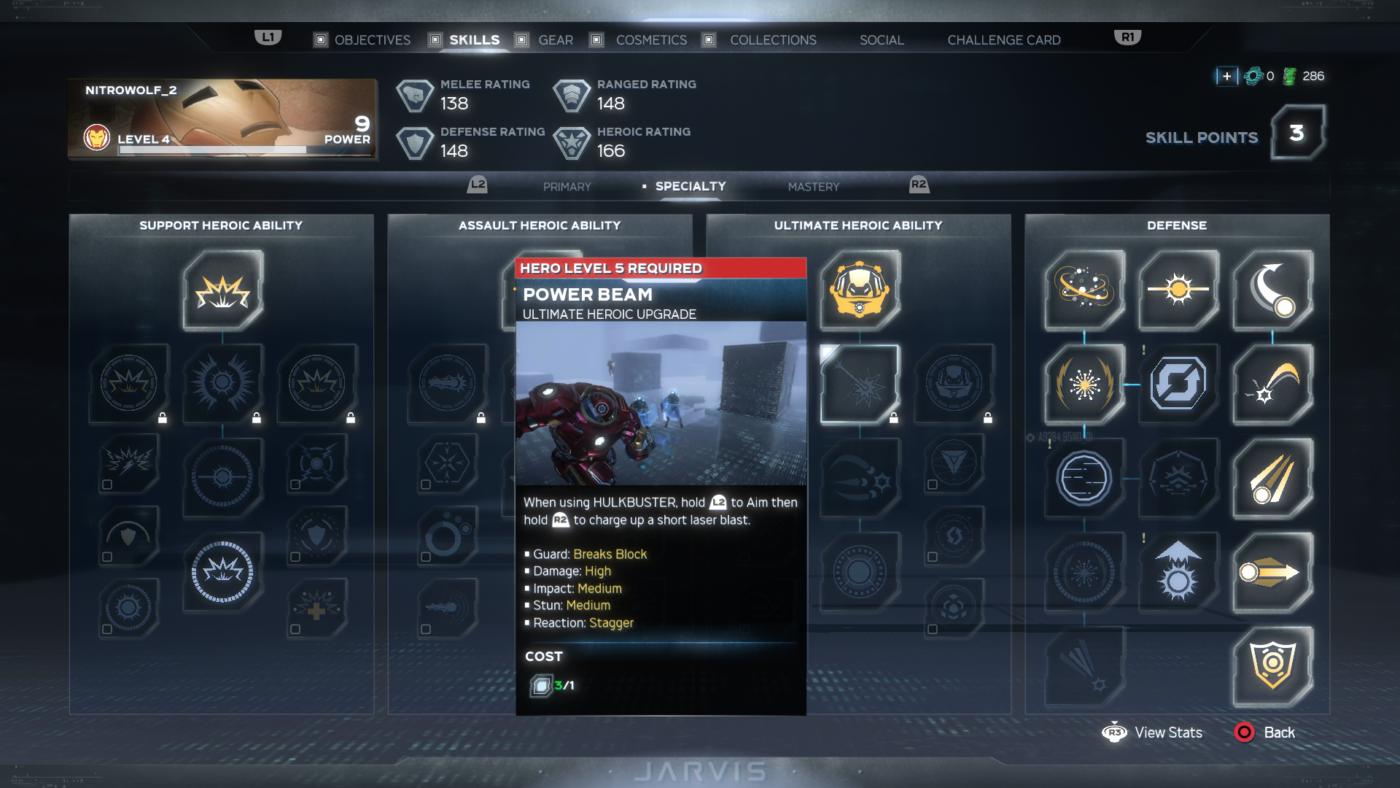 Avengers Game Captain America Skills Specialty (26)
