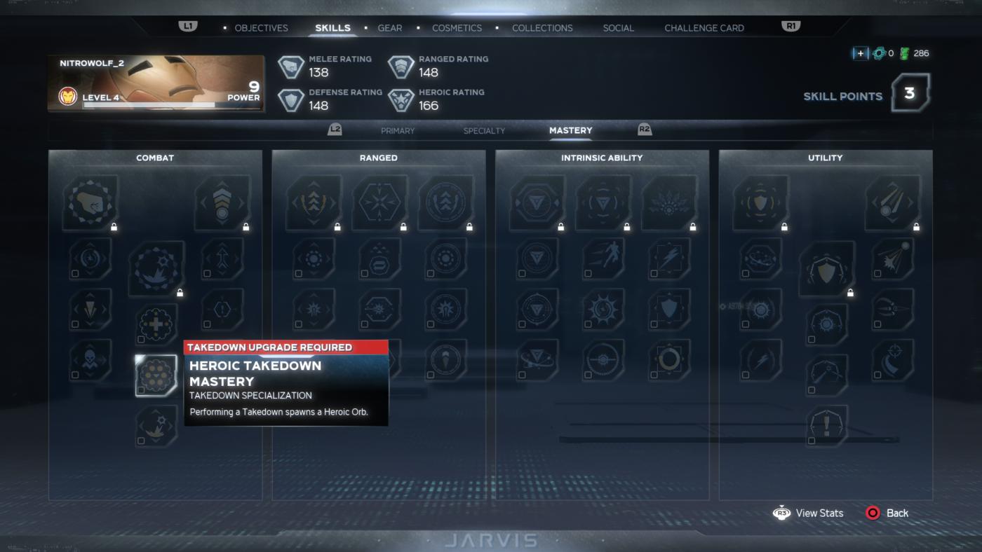 Avengers Game Skill Tree Captain America Skills Mastery (10)