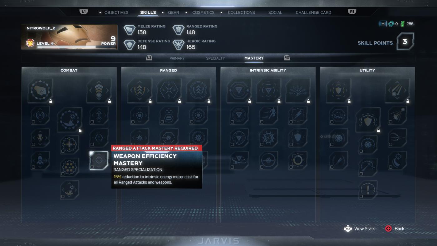 Avengers Game Skill Tree Captain America Skills Mastery (11)