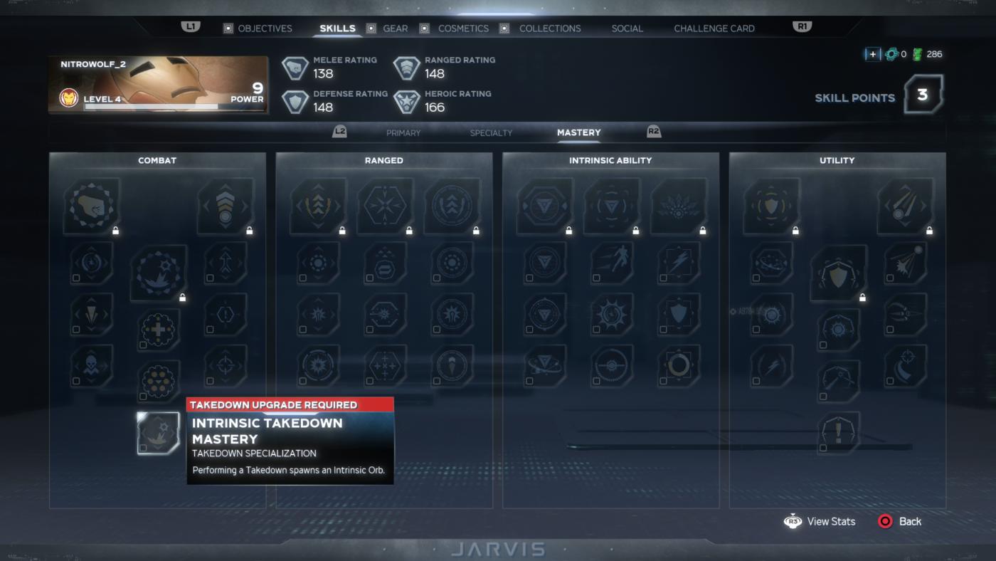 Avengers Game Skill Tree Captain America Skills Mastery (12)