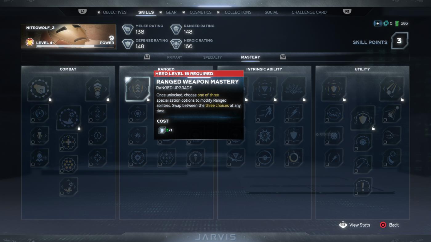 Avengers Game Skill Tree Captain America Skills Mastery (13)