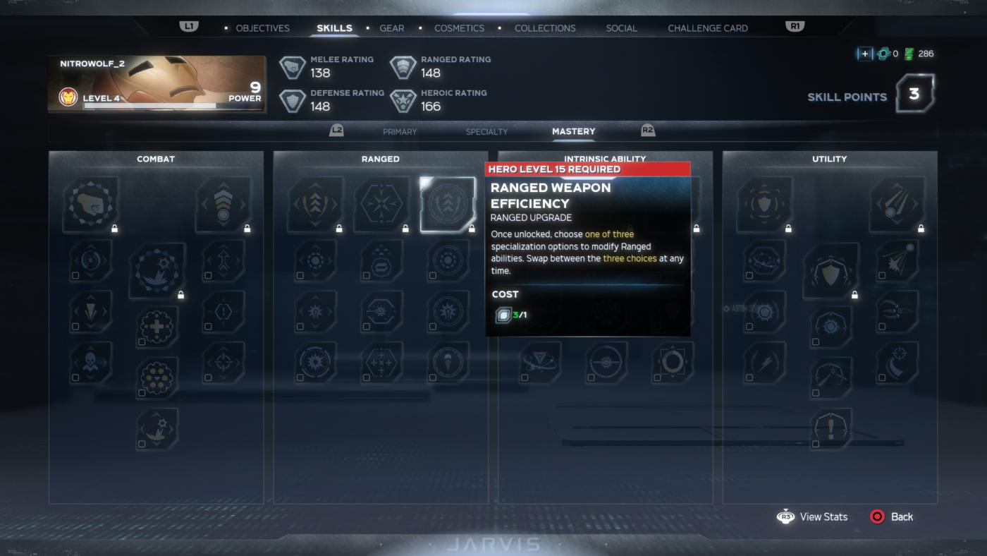 Avengers Game Skill Tree Captain America Skills Mastery (15)