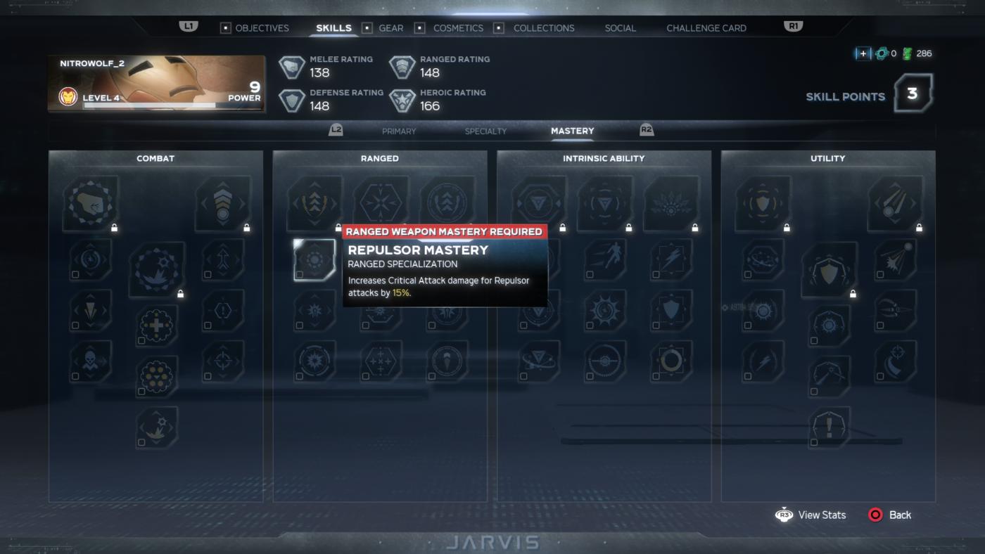 Avengers Game Skill Tree Captain America Skills Mastery (16)