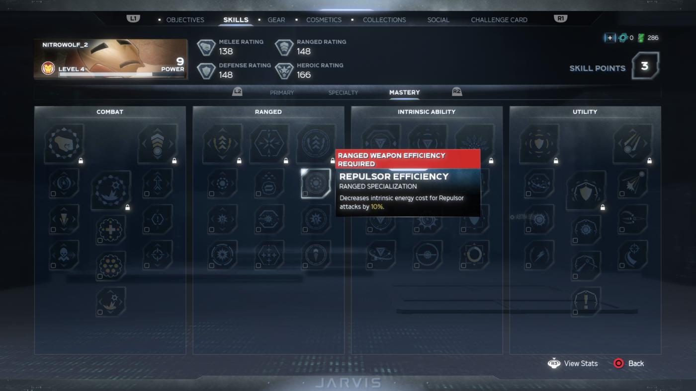 Avengers Game Skill Tree Captain America Skills Mastery (18)