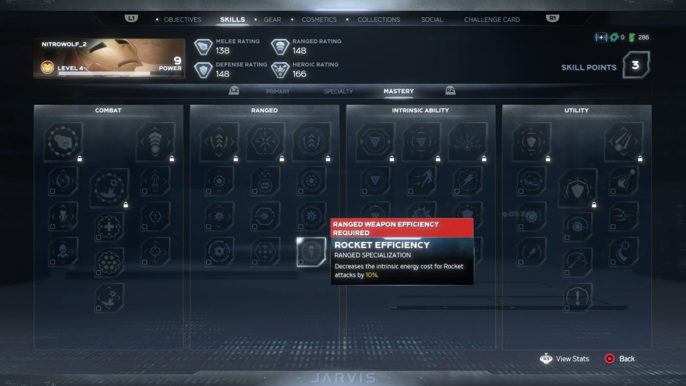 Avengers Game Skill Tree Captain America Skills Mastery (24)
