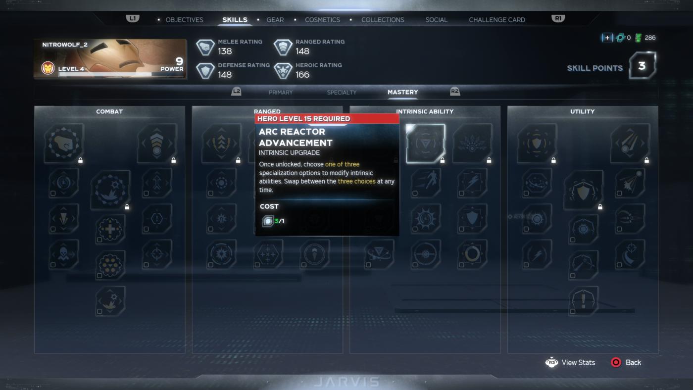 Avengers Game Skill Tree Captain America Skills Mastery (26)