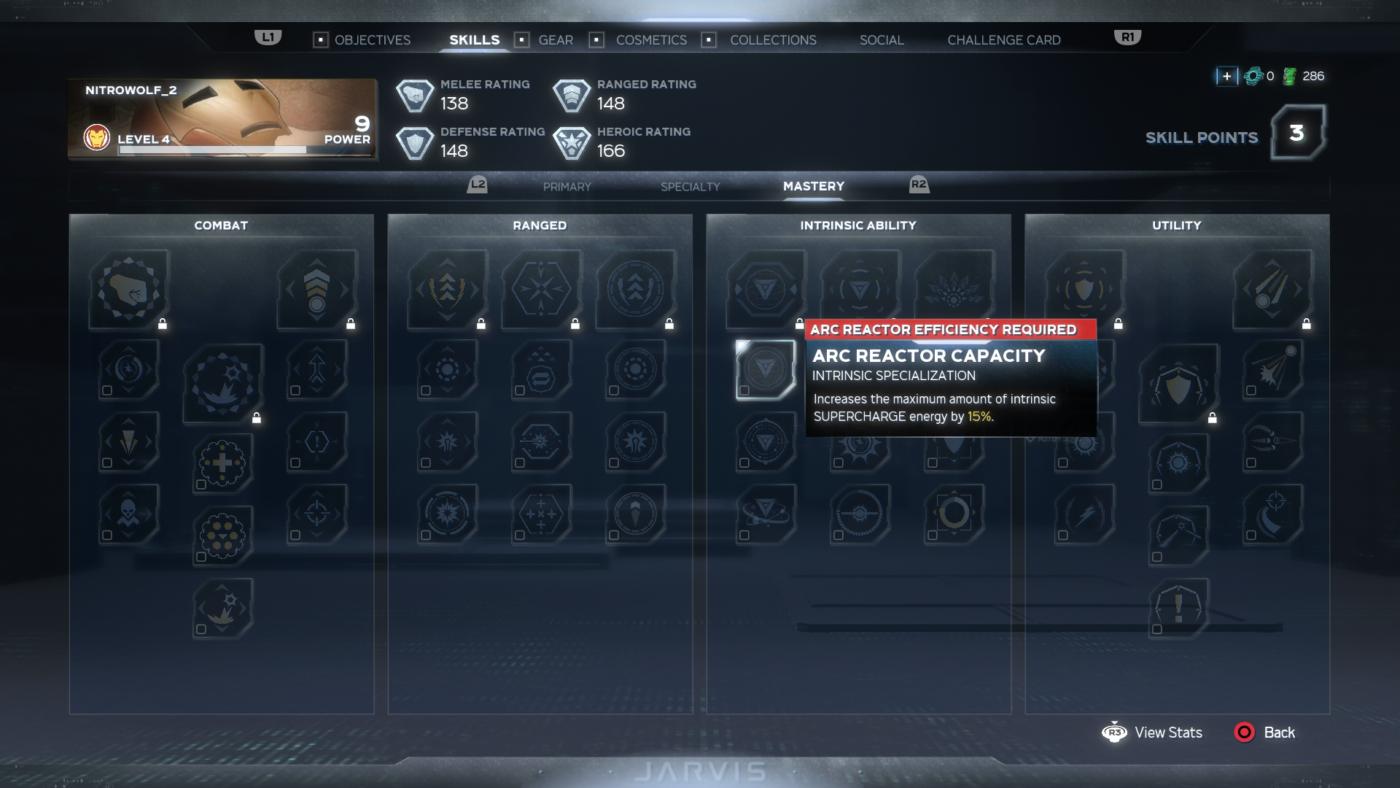 Avengers Game Skill Tree Captain America Skills Mastery (28)
