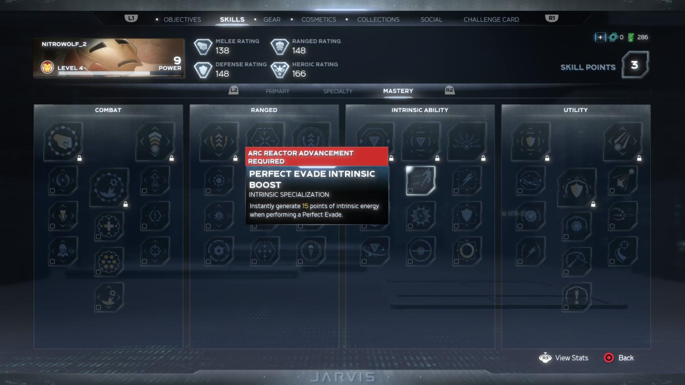 Avengers Game Skill Tree Captain America Skills Mastery (29)