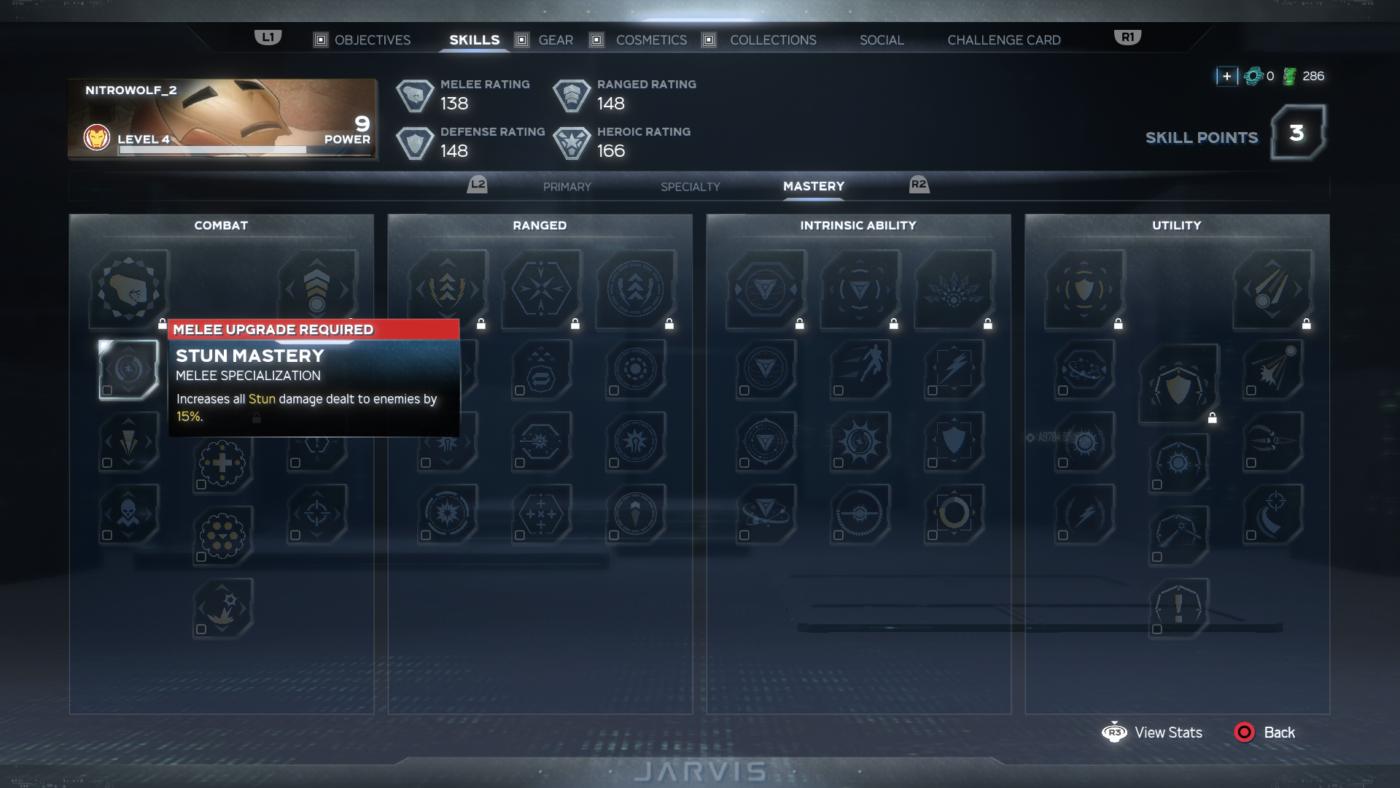 Avengers Game Skill Tree Captain America Skills Mastery (3)