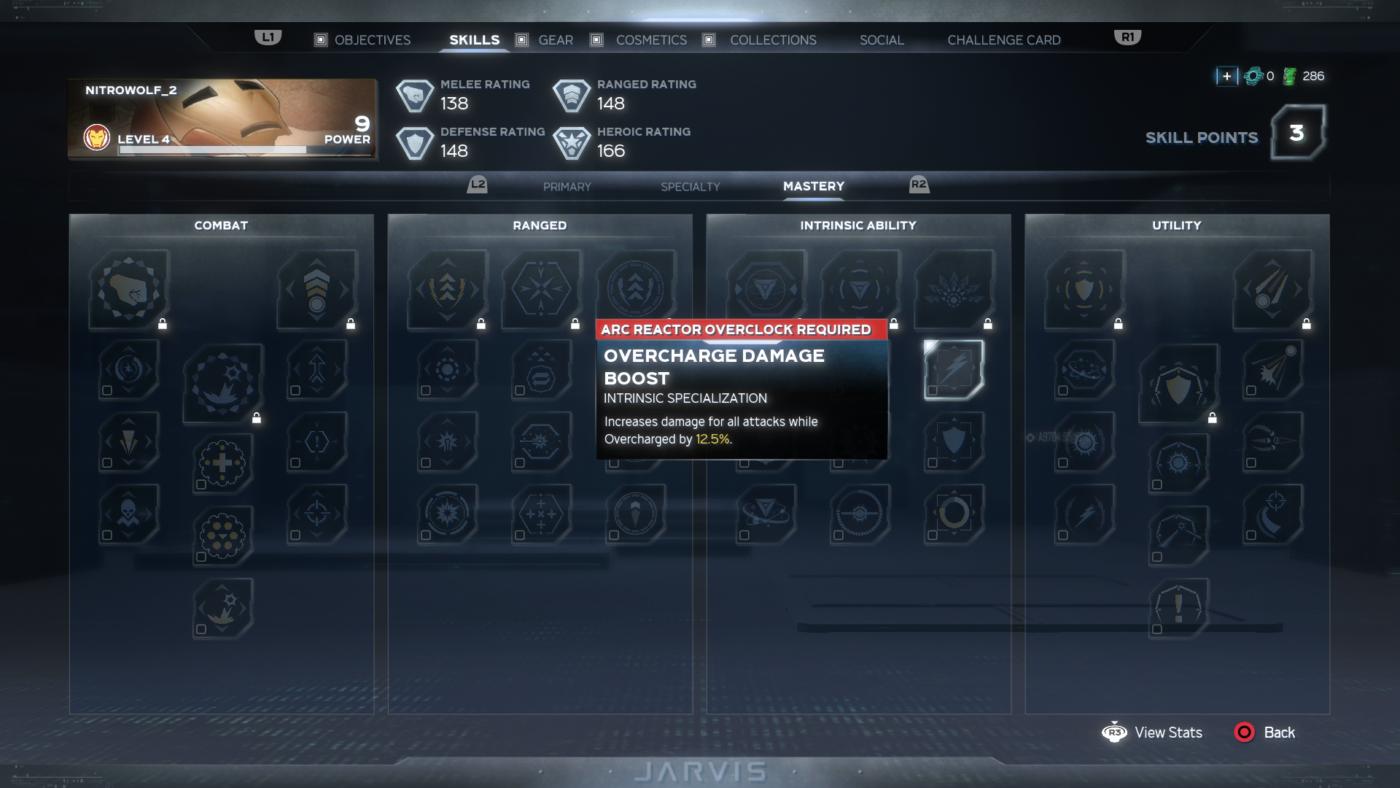 Avengers Game Skill Tree Captain America Skills Mastery (30)