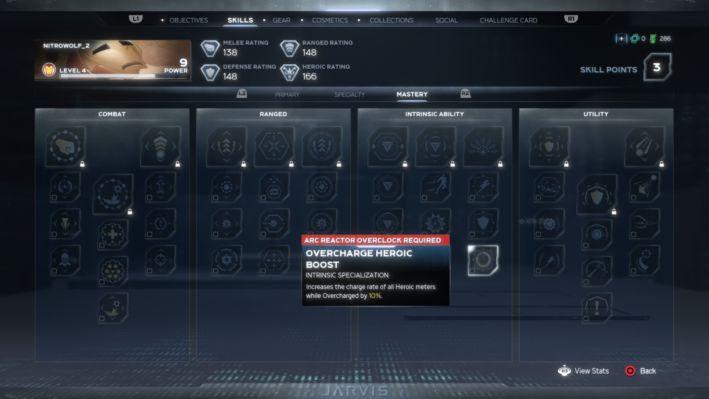 Avengers Game Skill Tree Captain America Skills Mastery (36)