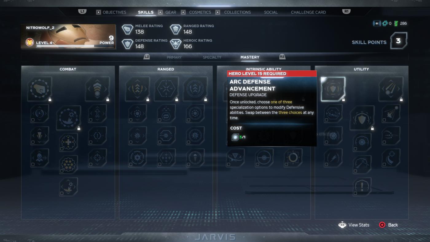 Avengers Game Skill Tree Captain America Skills Mastery (37)