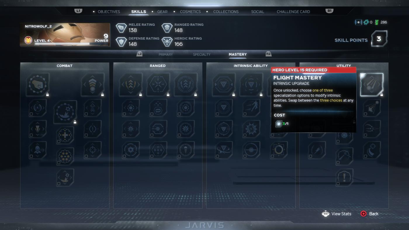 Avengers Game Skill Tree Captain America Skills Mastery (38)