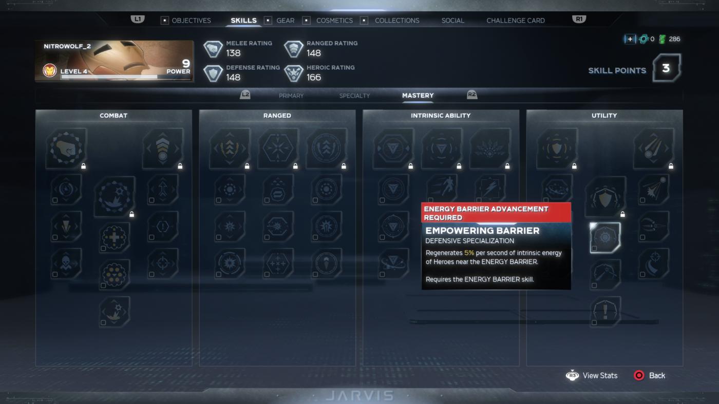 Avengers Game Skill Tree Captain America Skills Mastery (43)