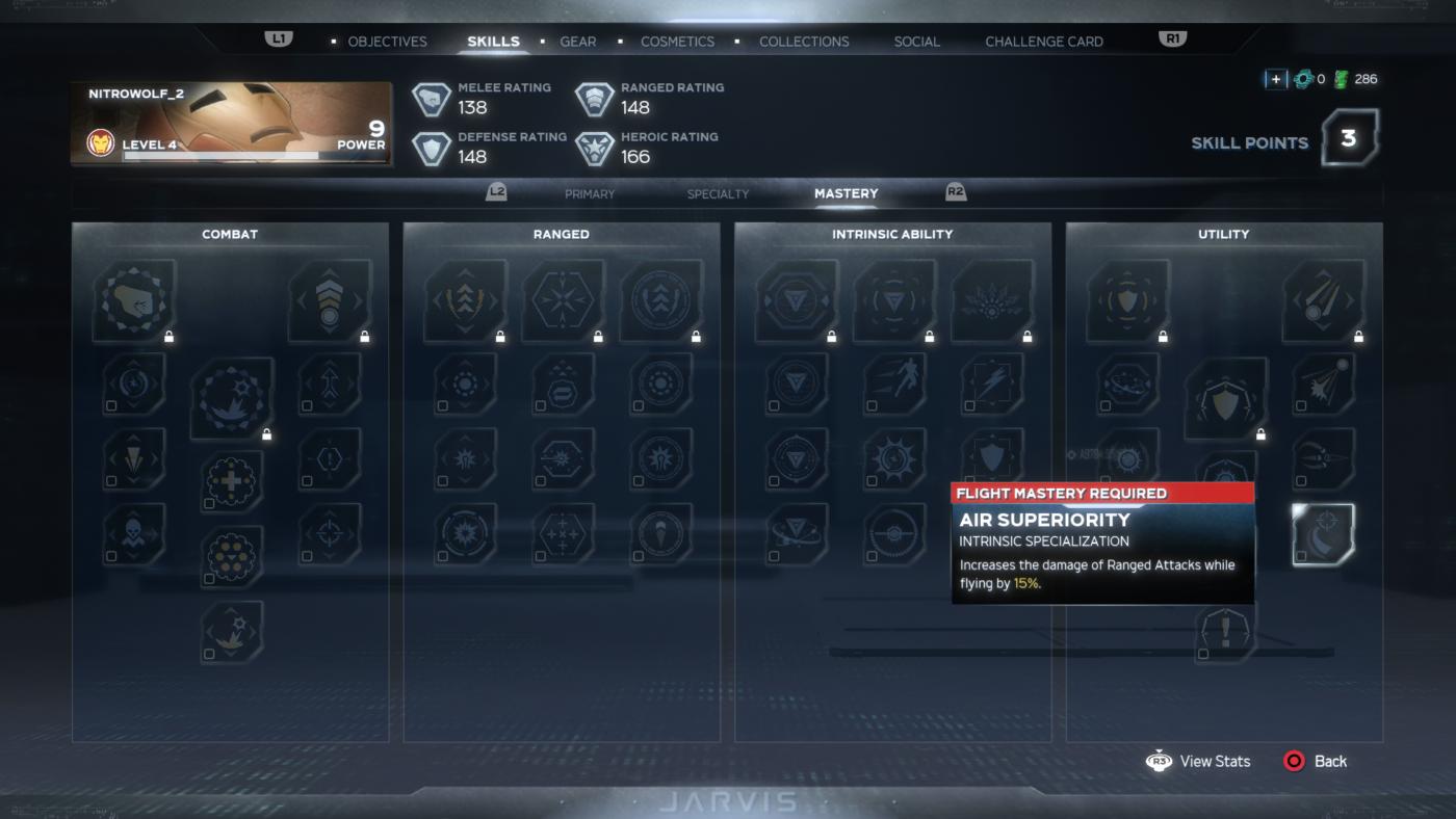Avengers Game Skill Tree Captain America Skills Mastery (47)