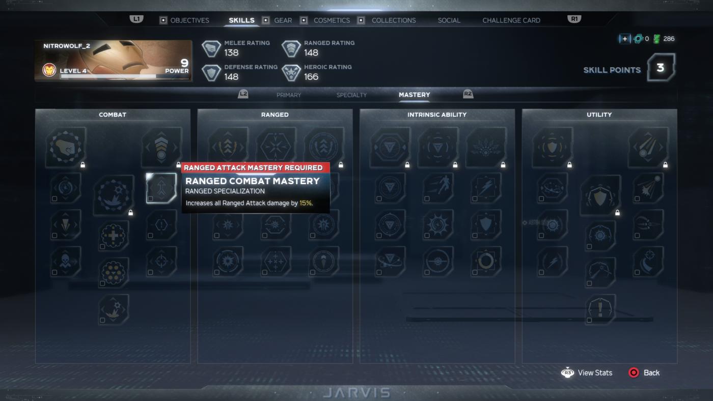 Avengers Game Skill Tree Captain America Skills Mastery (5)