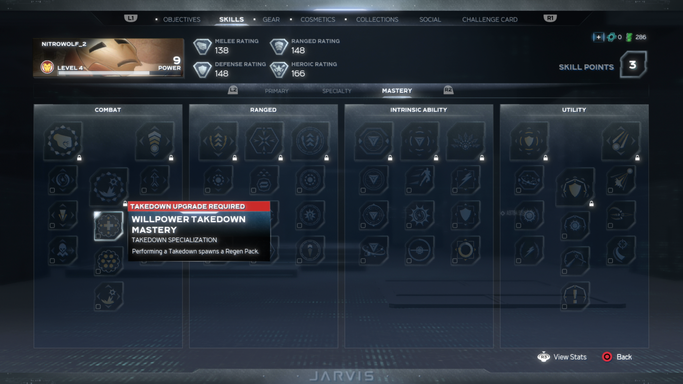 Avengers Game Skill Tree Captain America Skills Mastery (7)