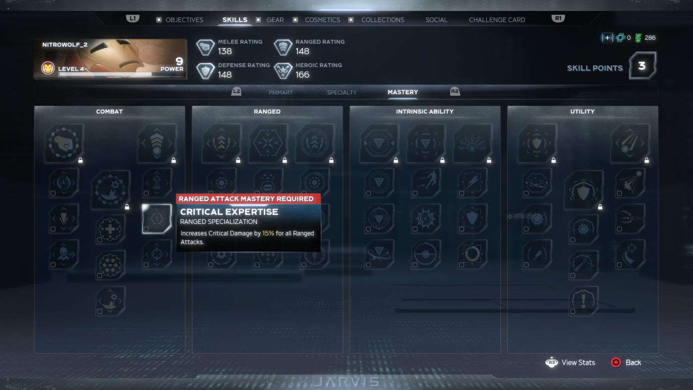 Avengers Game Skill Tree Captain America Skills Mastery (8)