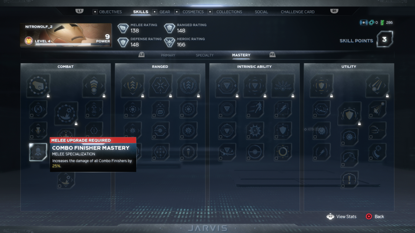 Avengers Game Skill Tree Captain America Skills Mastery (9)