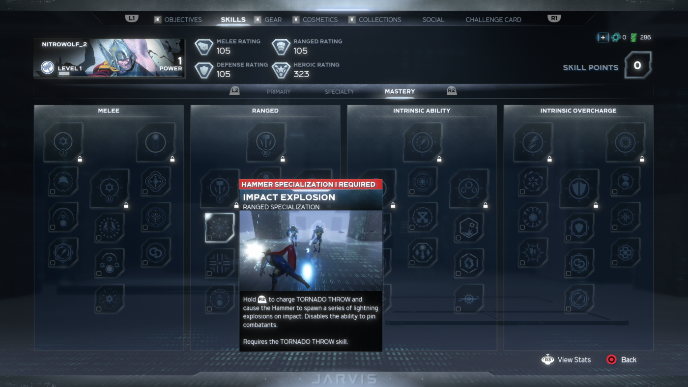Avengers Game Thor Skills Mastery (17)
