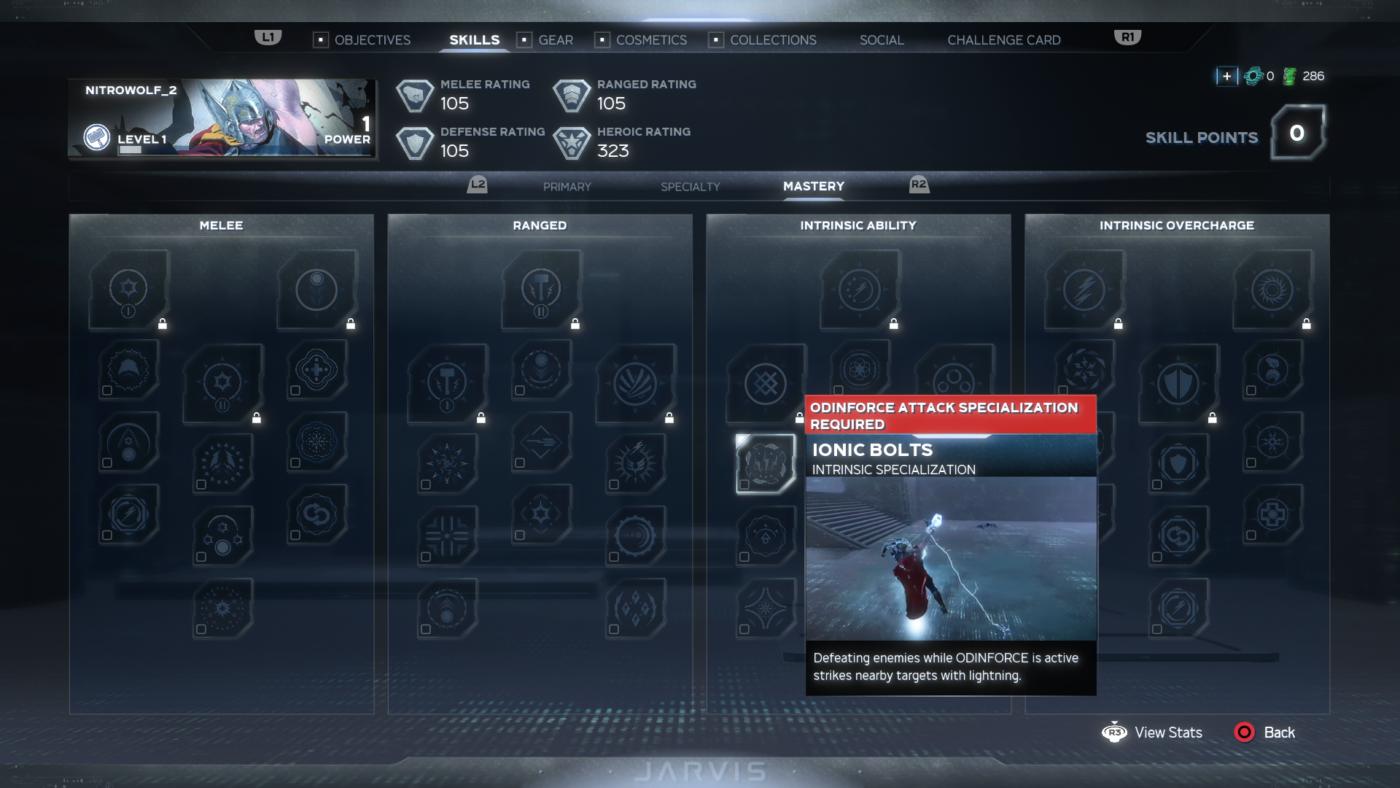 Avengers Game Thor Skills Mastery (29)