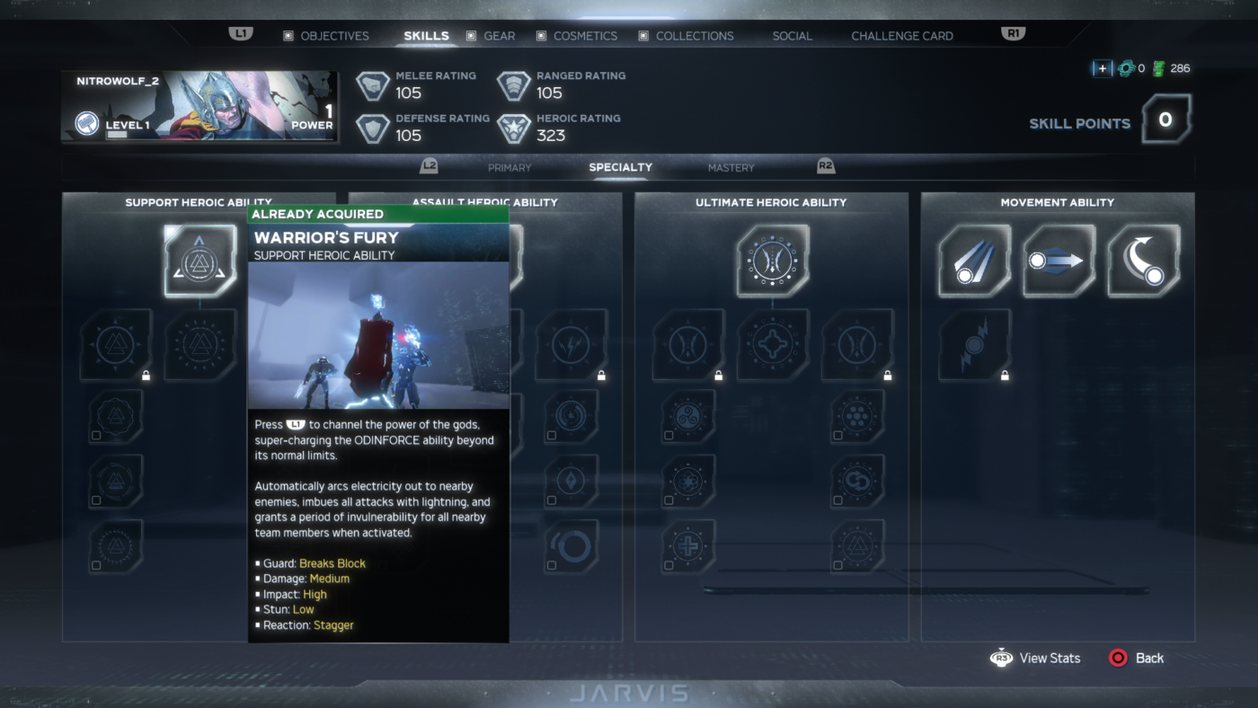 Avengers Game Thor Skills Specialty (1)