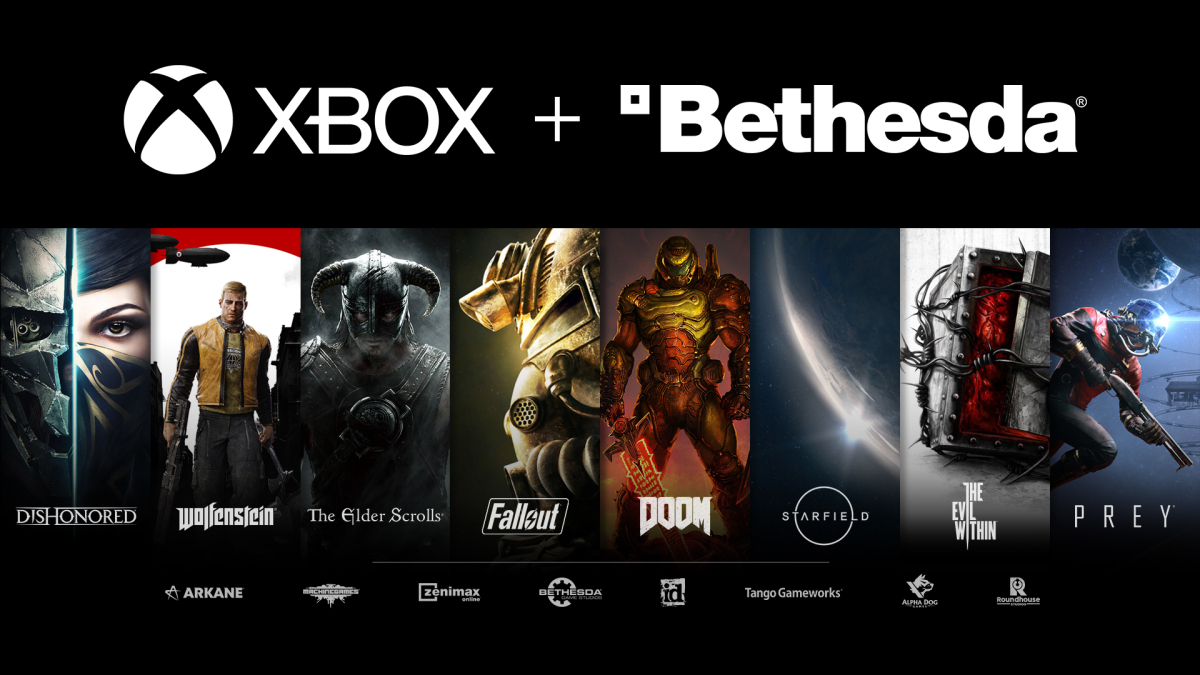 Microsoft to buy Bethesda Softworks in major boost for Xbox