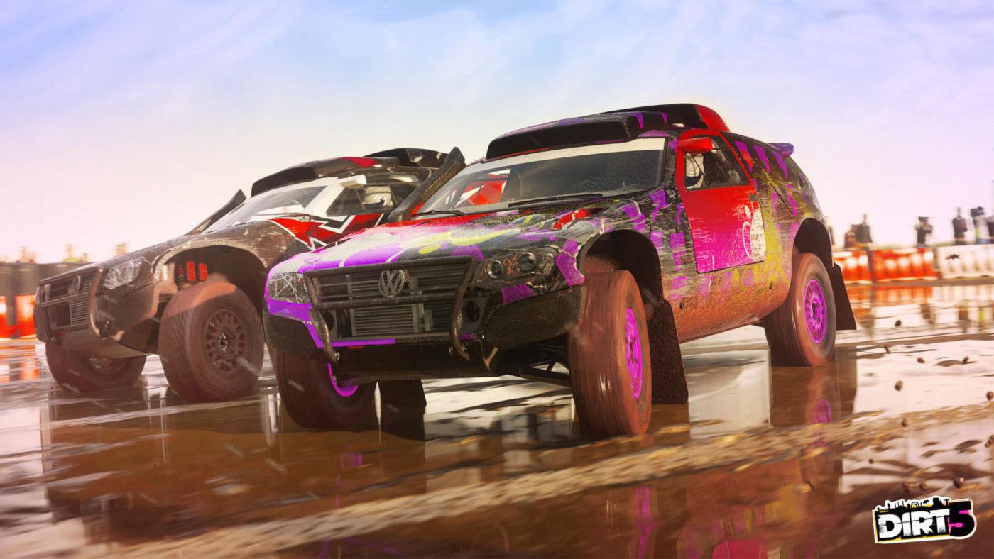 Dirt 5 Update 2.01 December 18