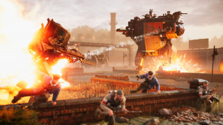 Iron Harvest Review – Full Steam Ahead