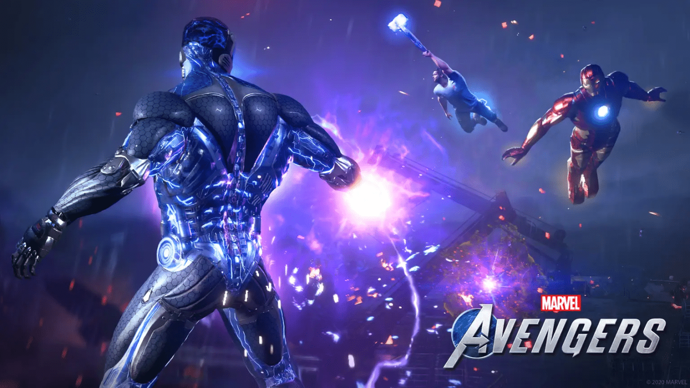 Marvel's Avengers PS5 vs PS4 Comparison