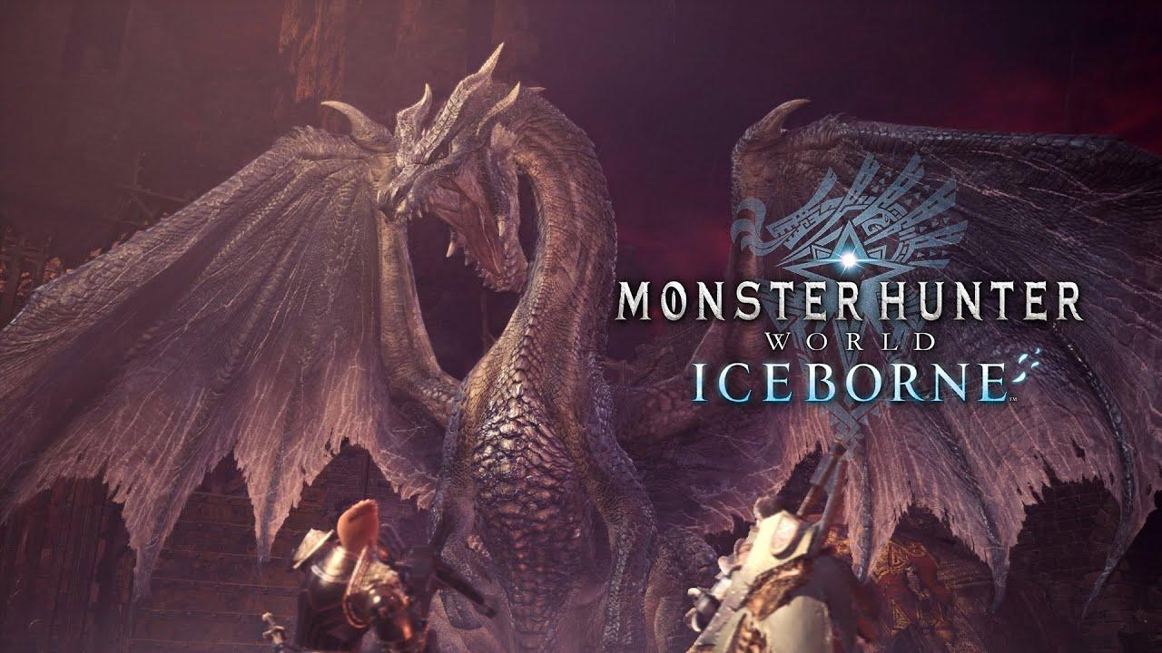 Monster Hunter World Iceborne Update 15 02 October 11 Now Live Mp1st