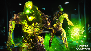 Black Ops Cold War Zombies Trailer and Gameplay Info Crawl Out