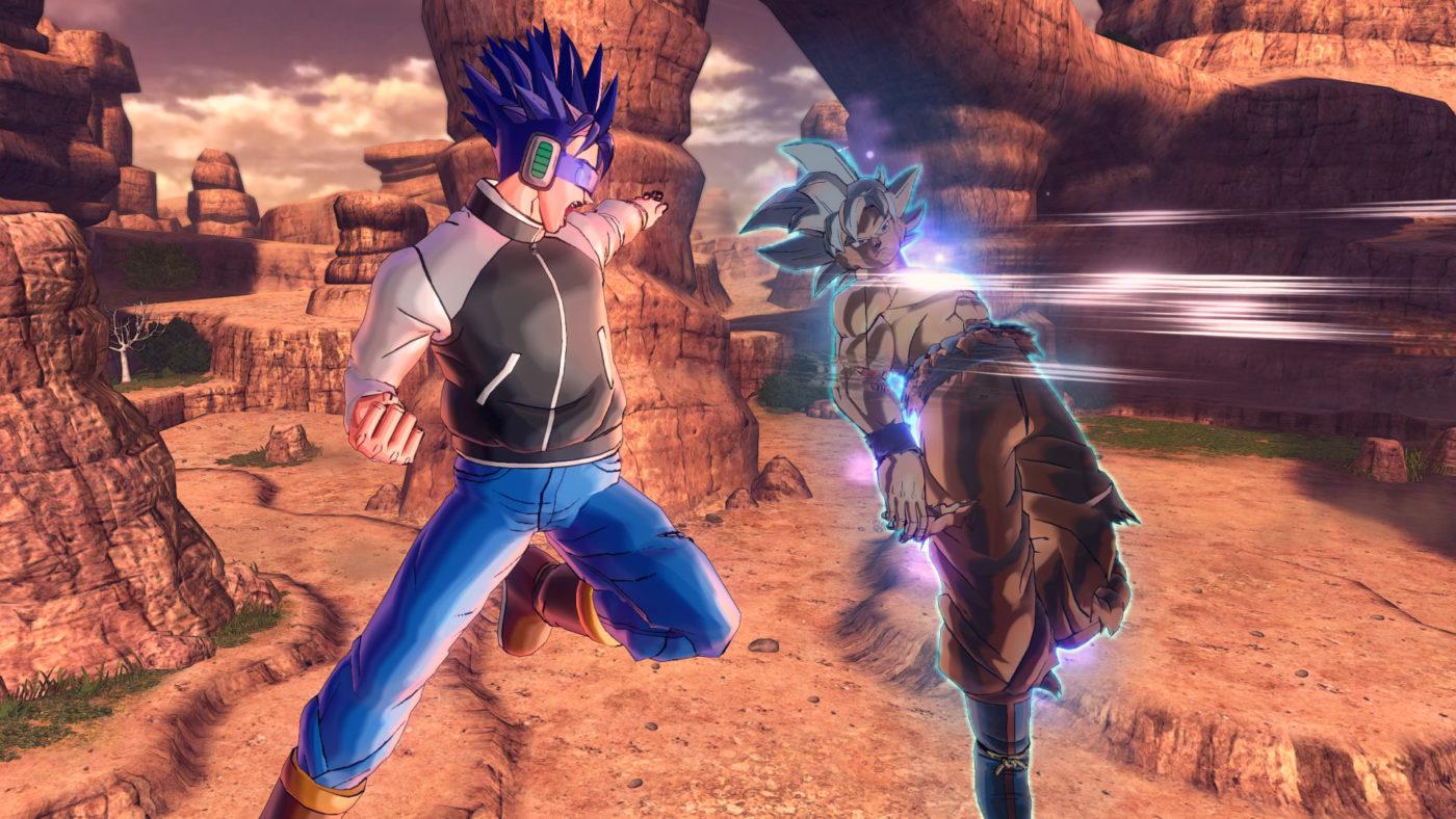 Dragon Ball Xenoverse 2 Update 1.25 September 23
