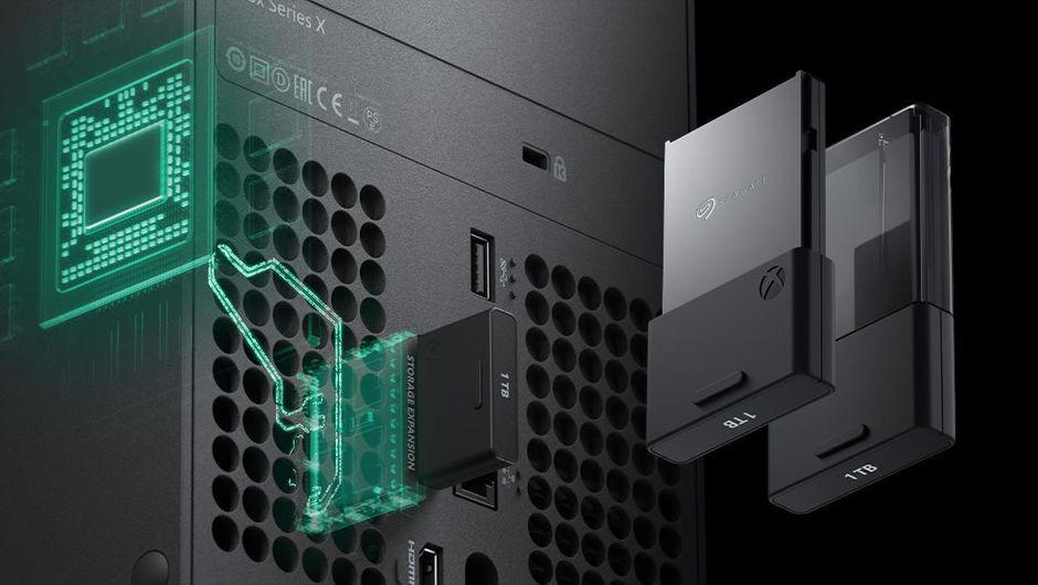 Xbox Series 1TB card