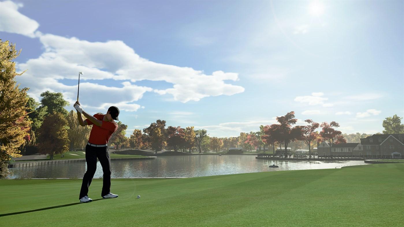PGA Tour 2K21 Update 1.08 December 11