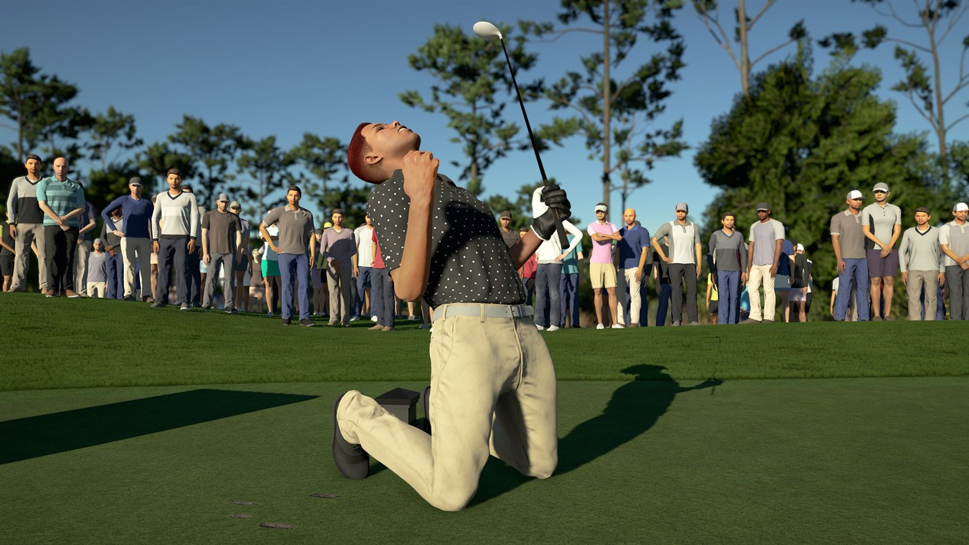 PGA Tour 2K21 Update 1.10