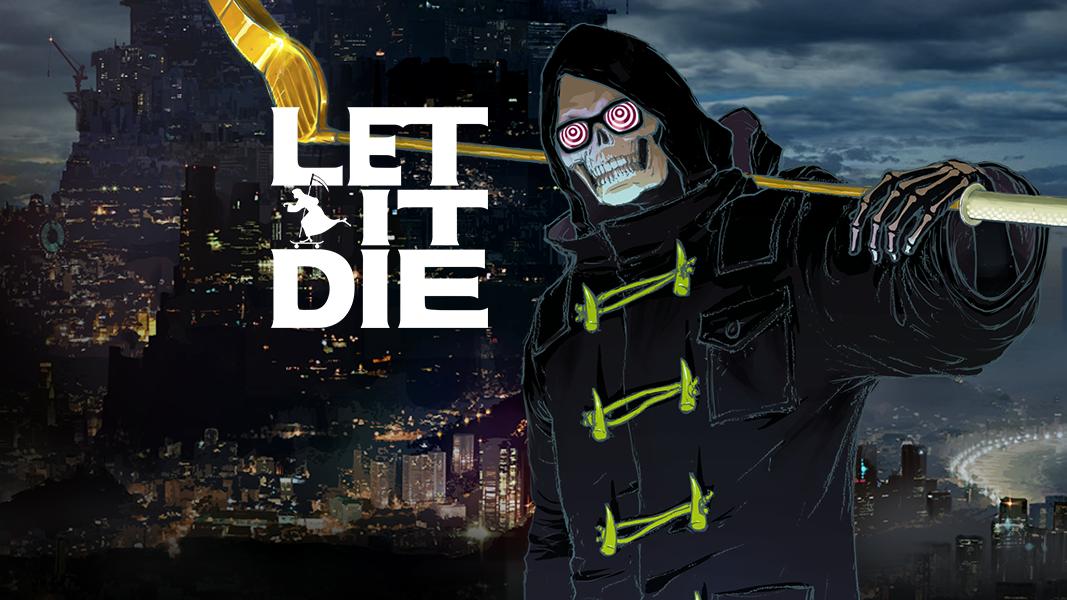 Let It Die Update 1.55 September 28